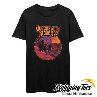 £14.95 • Buy Official Queens Of The Stone Age Hell Ride T-Shirt