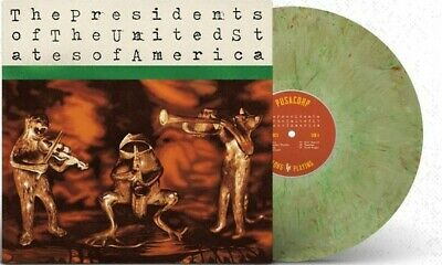 £218.23 • Buy The Presidents Of The United States Of America (LP) Signed Green Marbled Vinyl
