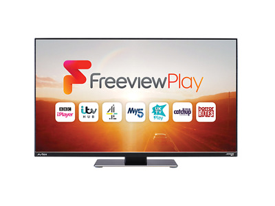 £449.99 • Buy Avtex D249FVP 24  Connected HDTV With Freeview Play - 12V/240V - With DVD Player