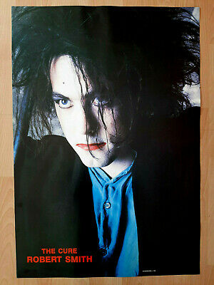 £24.63 • Buy The Cure Robert Smith Original 1980's Large Poster