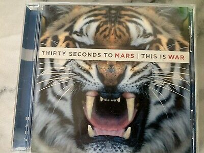 £0.99 • Buy 30 Seconds To Mars - This Is War (2009)
