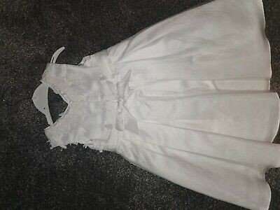 £7.50 • Buy Monsoon  Flower Girl/ Bridesmaid Dress. Age 18-24 Months /1.5-2 Ivory. Worn Once