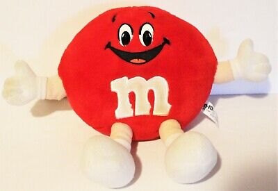 $13.83 • Buy Vintage M&M's Toy Fun Friend Red M&M 1994 14  Plush Collectible FREE SHIPPING