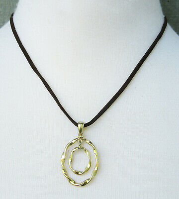$ CDN1.56 • Buy Lia Sophia Jewelry Current Necklace In Gold