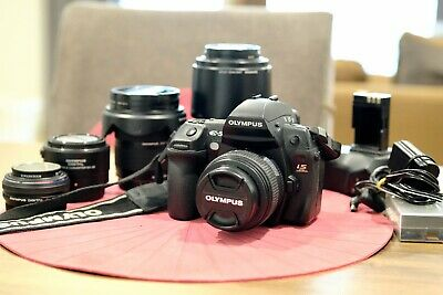 £849.93 • Buy COMPLETE PHOTOGRAPHIC SYSTEM OLYMPUS E-5 Mount 4/3