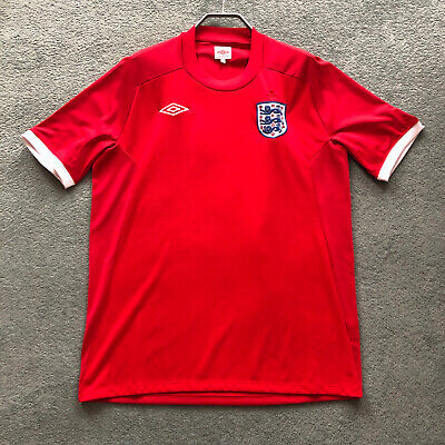 £5 • Buy England Football Shirt World Cup 2010 Red Large