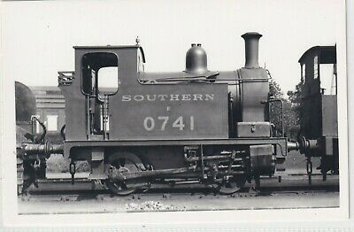 £1.10 • Buy Southern Railway Locomotive Number E0741  Rp Photo