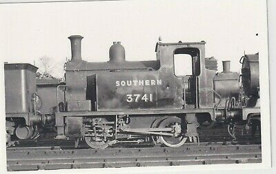 £1.10 • Buy Southern Railway Locomotive Number 3741  Rp Photo
