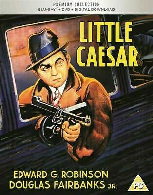 £13.95 • Buy Little Caesar (premium Collection) [blu-ray+dvd] 1g - New & Sealed