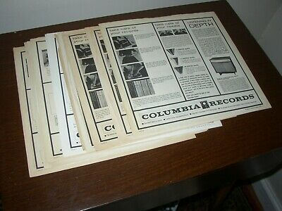£4.35 • Buy # 2 Lot / 10 Columbia Records LP Inner Sleeves 33 RPM CIRCA 1950 's