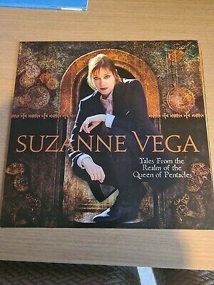 £7.99 • Buy Suzanne Vega - Tales From The Realm Of The Queen Of Pentacles (NEW 12  VINYL LP)