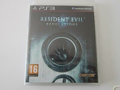 £25 • Buy Resident Evil Revelations PS3 PlayStation 3 PAL NEW And SEALED