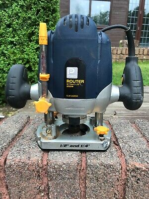 """£1 • Buy Pro Electric Router 12.7 Mm ( 1/2 """")"""