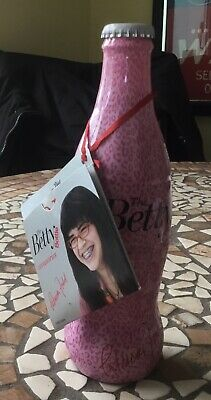 £18 • Buy Ugly Betty Limited Edition Diet Coke Bottle (unopened) With Stickers