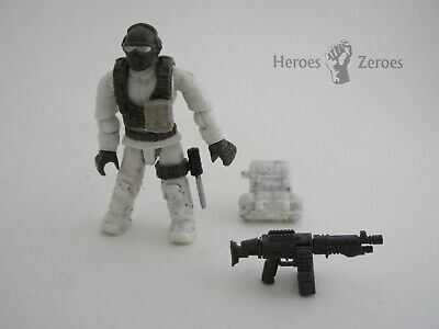 $6.99 • Buy Call Of Duty COD Mega Bloks #06812 Mountain Recon Soldier With M4A1 Rifle