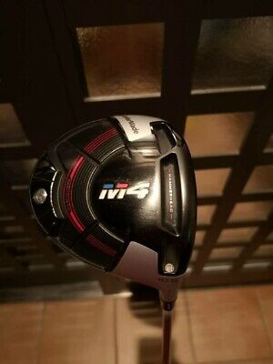 $ CDN203.11 • Buy Taylormade M4 Driver Head Only Loft 10.5  With Head Cover