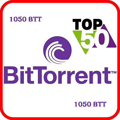 $5.99 • Buy 1050 BitTorrent (BTT) CRYPTO MINING-CONTRACT (1050 BTT ), Crypto Currency