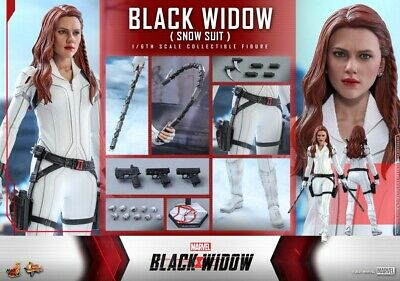 $ CDN396.42 • Buy Hot Toys 1/6 Scale Black Widow (Snow Suit Version) Collectible MMS601