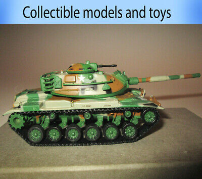 $12 • Buy Tank Model M60A3 Germany 1985, Casting 1:72 Tanks Of The World