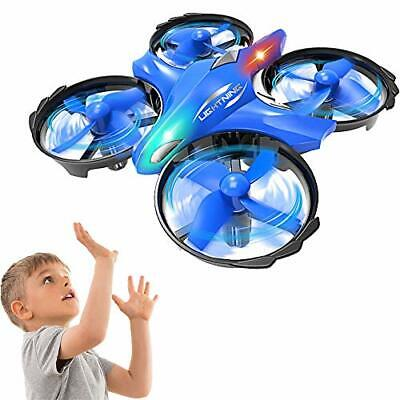 AU46.77 • Buy Mini Drone For Kids,  UFO Remote Plane Boy Drone RC Helicopter Easy Play