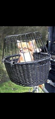 £29 • Buy New Dog/ Cat Cycle Basket Carrier