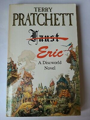 £6 • Buy Eric: Discworld: The Unseen University Collection By Terry Pratchett (Hardcover…