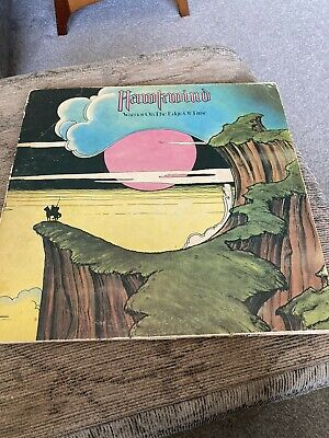 £20 • Buy Hawkwind – Warrior On The Edge Of Time Shield Cover United Artists – UAG 29766