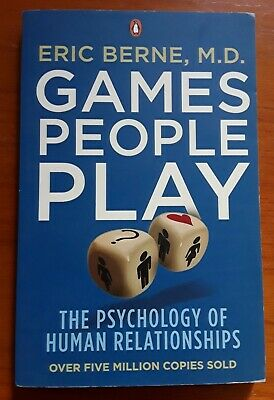 £4.99 • Buy New Games People Play By Eric Berne M.d. Paperback Book