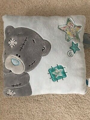 £4 • Buy Tatty Teddy Me To You Cushion, Blue, With Tags. Baby Decor Home Nursery Pillow
