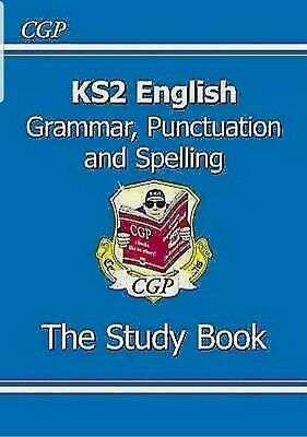 £2.99 • Buy CGP KS2 English: Grammar, Punctuation And Spelling Study Book