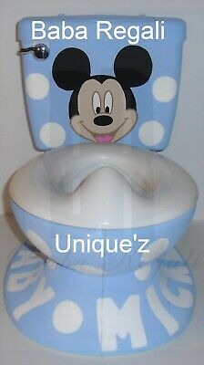 £65.19 • Buy Baby Mickey Mouse My Size Potty Chair
