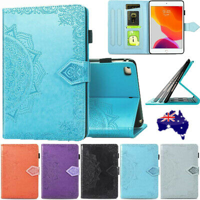 AU18.49 • Buy For IPad 234 5 6 7 8 Gen Air Mini Pro 9.7 10.5 11 Smart Leather Stand Case Cover