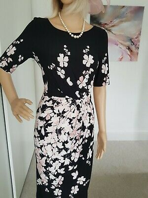 AU36.88 • Buy M&s Fabulous Special Occasion Dress Size 12 Worn Once Immaculate