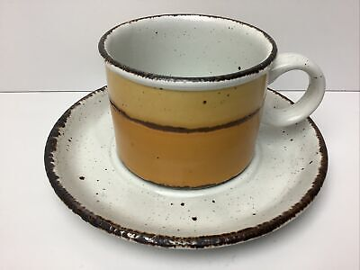 £13.99 • Buy Midwinter Stonehenge Sun Cup & Saucer Very Good Condition