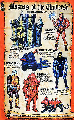 $15.99 • Buy He-Man And The Masters Of The Universe Mini-Comic 3x5 Ft Flag Banner Heman