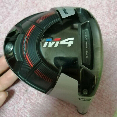 $ CDN179.58 • Buy TaylorMade M4 Driver Head Only 10.5* With Head Cover Used Good Condition F/Japan