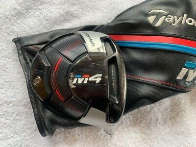 $ CDN191.96 • Buy TaylorMade Head Only Driver M4 9.5 Degree With Head Cover