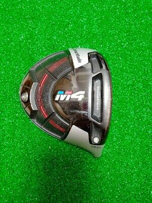 $ CDN195.68 • Buy TaylorMade Head Only M4 Driver 9.5° With Head Cover