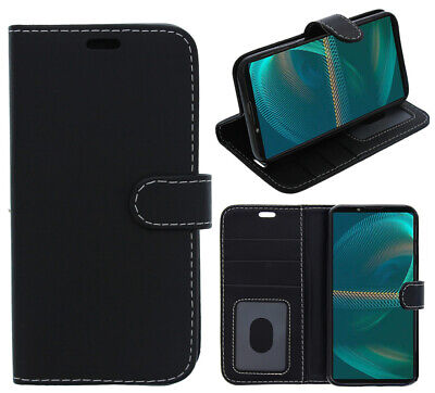 AU12.94 • Buy For Sony Xperia Phone Case Cover, Wallet Folio, Slots, Photo ID, PU Leather /Gel