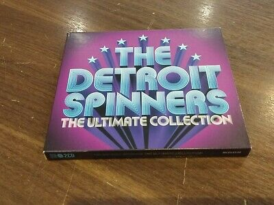 £1.65 • Buy Detroit Spinners - The Ultimate Collection - Detroit Spinners CD