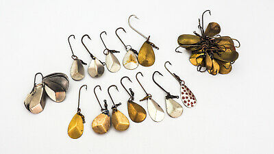 $ CDN29.29 • Buy Collection Of Mixed Vintage Hogback Spoons Lot C