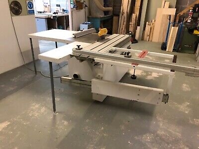 £750 • Buy Startrite Dimension Saw, 3 Phase, 1.6m Sliding Table