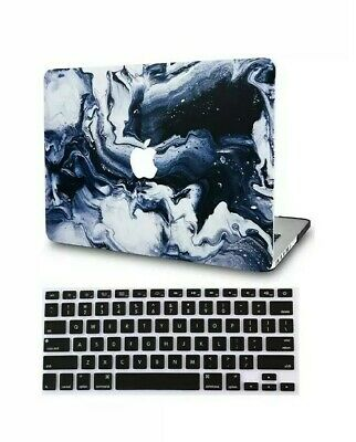 $1.97 • Buy Mac Book Air Pro13 Inch Black Marble Cover