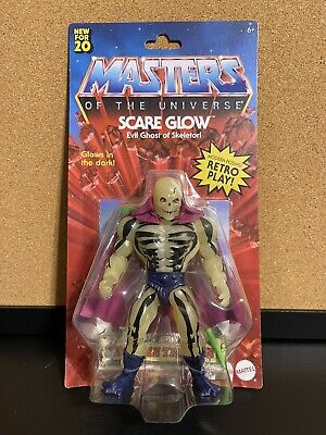 $30 • Buy Mattel Masters Of The Universe Origins Scare Glow 5.5-in Action Figure