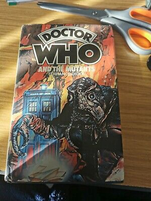 £9.99 • Buy Doctor Dr Who Allan Wingate Hardback - The Mutants Ex Library