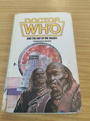 £9.99 • Buy Doctor Dr Who W H Allen Hardback - The Day Of The Daleks Ex Library