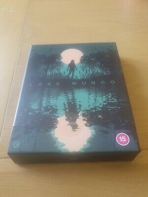 £12.50 • Buy Lake Mungo Second Sight Blu Ray Limited Edition With Book & Art Cards.