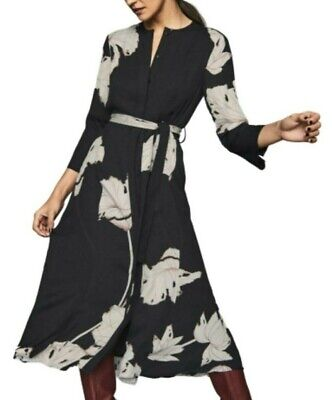 £49.99 • Buy Womens Reiss Dress - Floral Print - Fit And Flare