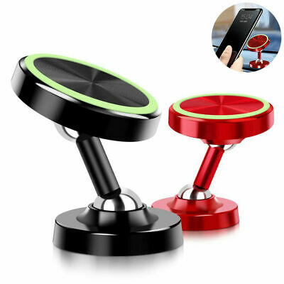 AU11.56 • Buy 360° Universal Magnetic Car Phone Holder Dashboard Mount Stand For Cellphone GPS