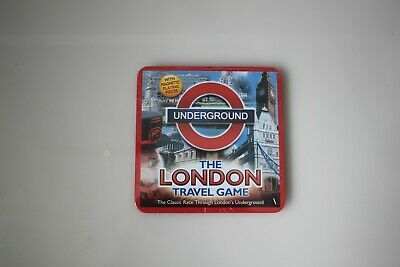 £9.99 • Buy The London Underground Travel Game New And Sealed.